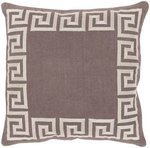 Surya - Key Throw Pillow - KLD003-1818D