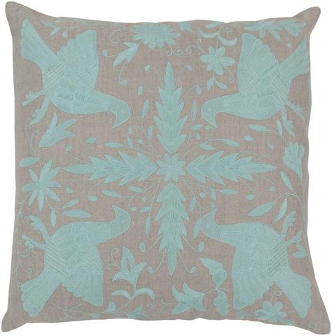 Surya - Otomi Throw Pillow - LD019-1818D