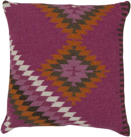 Surya - Kilim Throw Pillow - LD035-1818D