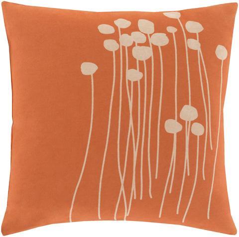Surya - Abo Throw Pillow - LJA001-1818D