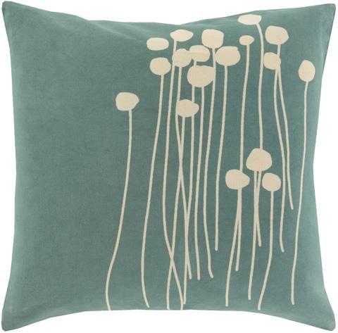 Surya - Abo Throw Pillow - LJA002-1818D
