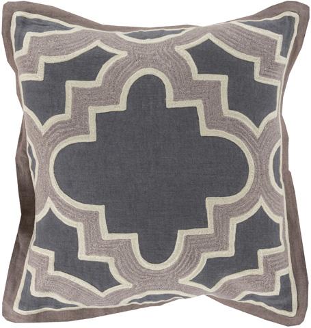Surya - Maze Throw Pillow - MCO003-1818D