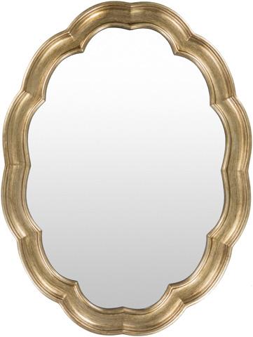 Surya - Wall Mirror - MLB-6051