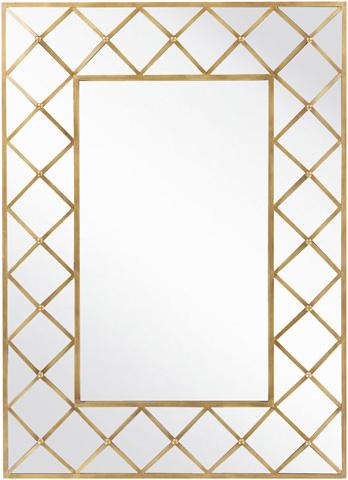 Surya - Wall Mirror - MRR1012-4055
