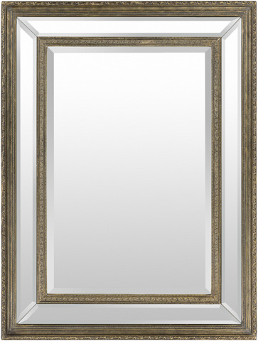 Surya - Wall Mirror - MSL-4100