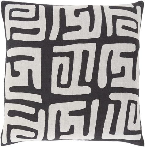 Surya - Nairobi Throw Pillow - NRB006-1319D