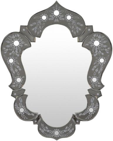 Surya - Wall Mirror - NVN-8200