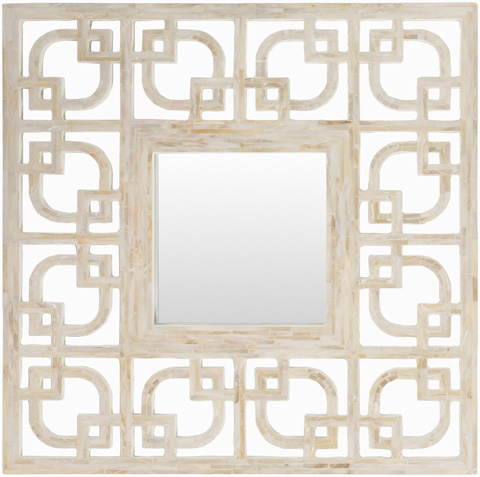 Surya - Wall Mirror - OVE-3301