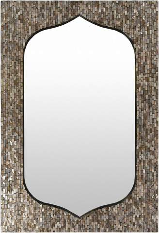 Surya - Wall Mirror - OVE-3303