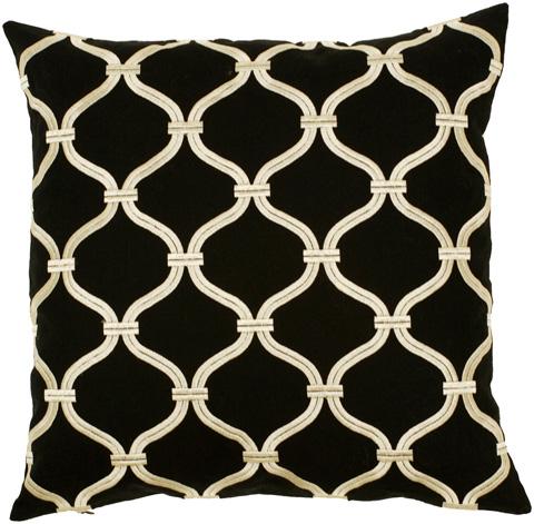 Surya - Trellis Throw Pillow - P0176-1818D