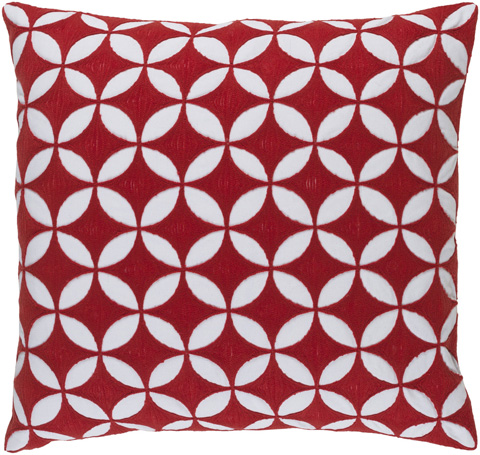 Surya - Perimeter Throw Pillow - PER001-1818D