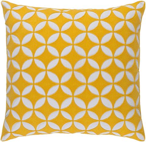 Surya - Perimeter Throw Pillow - PER003-2020P