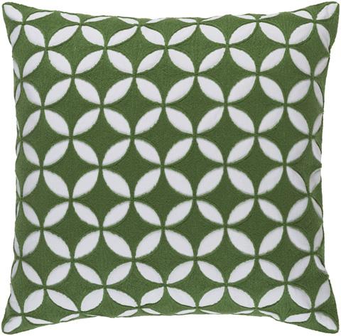 Surya - Perimeter Throw Pillow - PER004-2020P