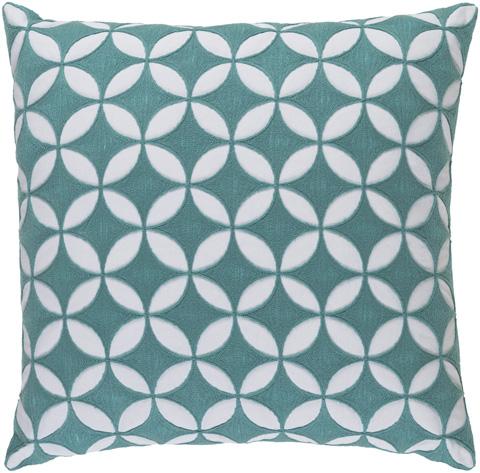 Surya - Perimeter Throw Pillow - PER006-2020P