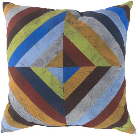 Surya - Rain Throw Pillow - RG005-1818