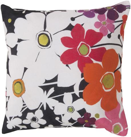 Surya - Rain Throw Pillow - RG008-1818