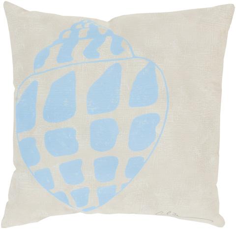 Surya - Rain Throw Pillow - RG013-1818