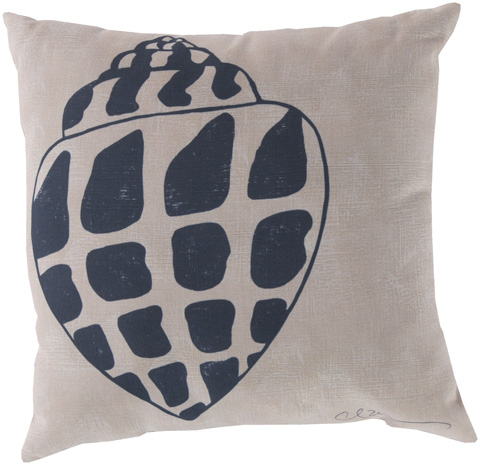 Surya - Rain Throw Pillow - RG014-1818
