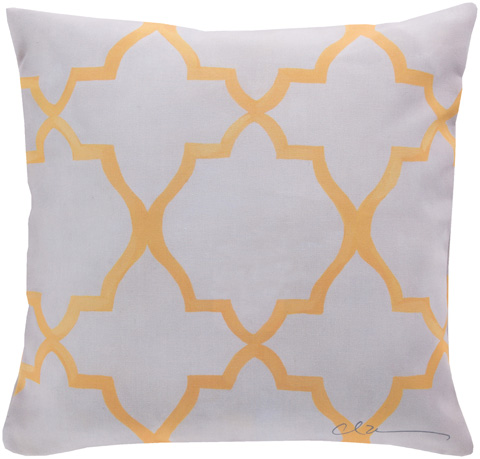 Surya - Rain Throw Pillow - RG032-1818