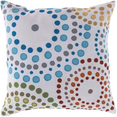Surya - Rain Throw Pillow - RG034-1818