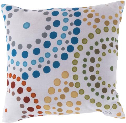 Surya - Rain Throw Pillow - RG035-1818