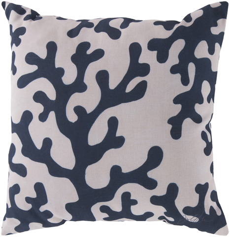 Surya - Rain Throw Pillow - RG037-1818