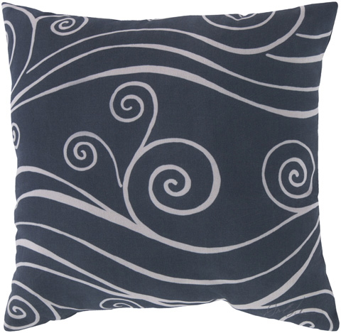 Surya - Rain Throw Pillow - RG041-1818