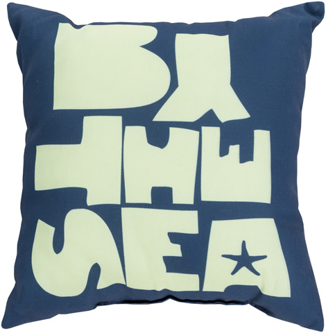 Surya - Rain Throw Pillow - RG070-1818