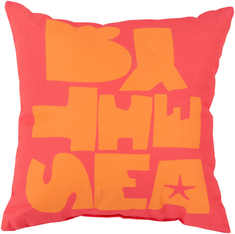 Surya - Rain Throw Pillow - RG076-1818