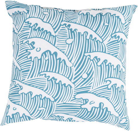 Surya - Rain Throw Pillow - RG098-1818