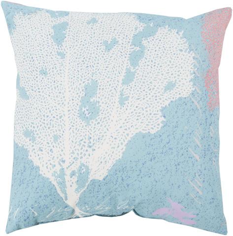 Surya - Rain Throw Pillow - RG102-1818