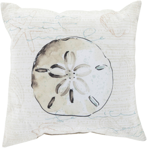 Surya - Rain Throw Pillow - RG130-1818