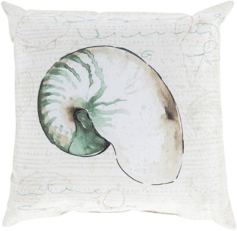 Surya - Rain Throw Pillow - RG132-1818