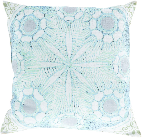 Surya - Rain Throw Pillow - RG133-1818