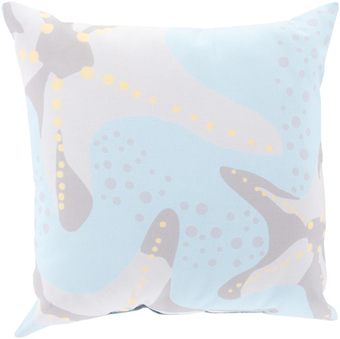 Surya - Rain Throw Pillow - RG141-1818