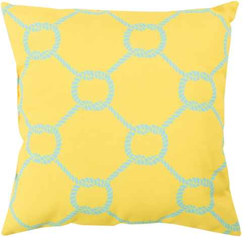 Surya - Rain Throw Pillow - RG144-1818