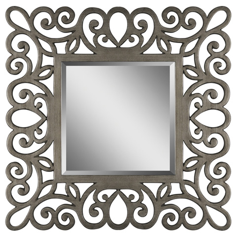 Surya - Wall Mirror - RWM2006-4242