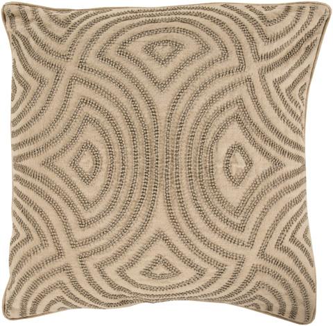 Surya - Skinny Dip Throw Pillow - SKD002-1818D