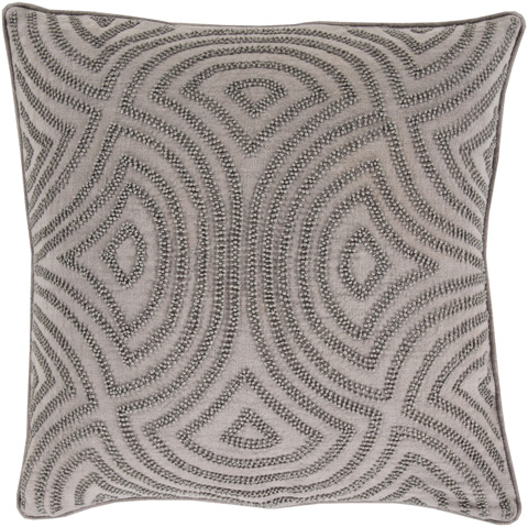 Surya - Skinny Dip Throw Pillow - SKD003-1818D