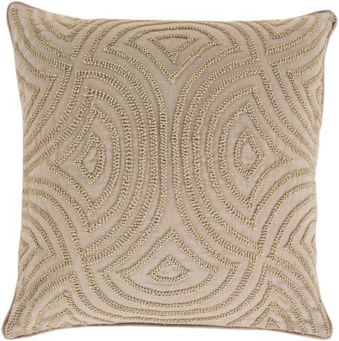 Surya - Skinny Dip Throw Pillow - SKD004-1818D
