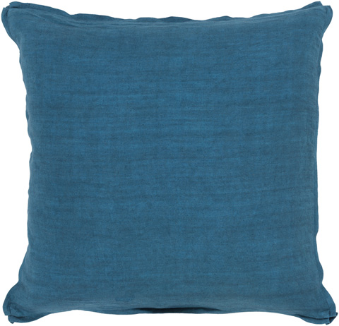 Surya - Solid Throw Pillow - SL006-1818D