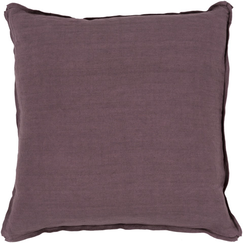 Surya - Solid Throw Pillow - SL010-1818D