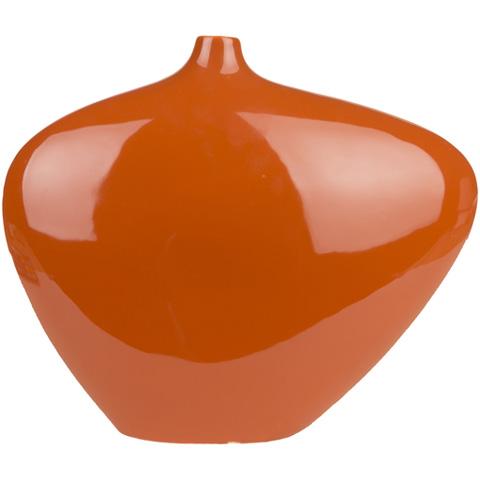 Surya - Salacoa Vase in Orange - SLU970-M