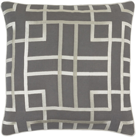 Surya - Tate Throw Pillow - TTE001-2020D
