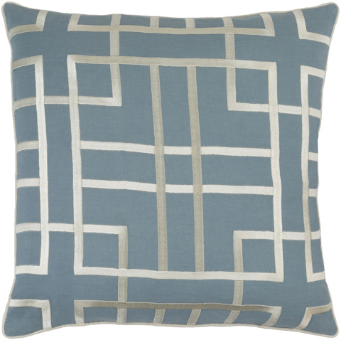Surya - Tate Throw Pillow - TTE002-2222D