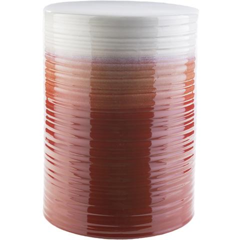 Surya - Waverly Vase in Red - WAV327-M