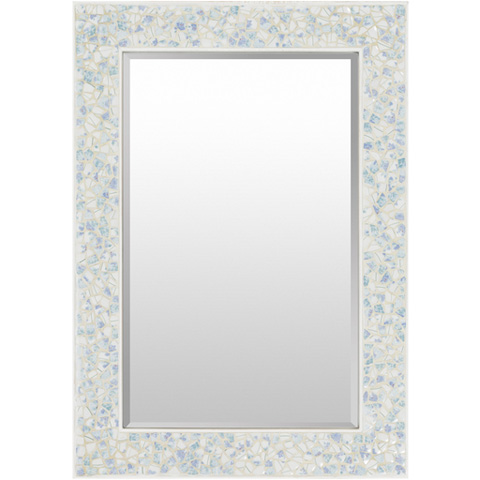 Surya - Rectangular Wall Mirror - WTK-7201