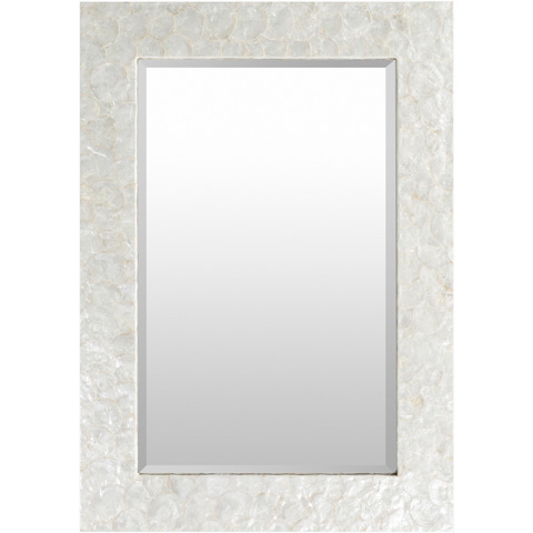 Surya - Rectangular Wall Mirror - WTK-7203