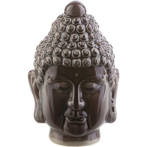 Surya - Zhen Buddha Head Statue - ZHN100-M