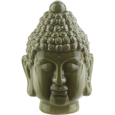 Surya - Zhen Buddha Head Statue - ZHN102-M